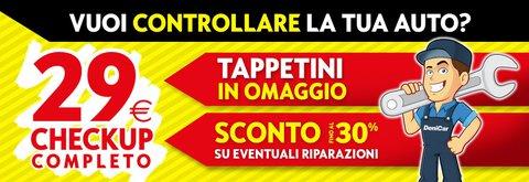 Promozione check up Milano - DeniCar