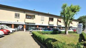 Fiat, Lancia, Alfa Romeo, Abarth, Fiat Professional a Milano, in Via Zoja.