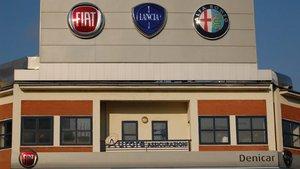 Fiat, Lancia, Alfa Romeo a Milano, in Via Bisceglie